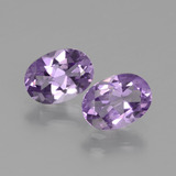 thumb image of 1.4ct Oval Facet Violet Amethyst (ID: 434883)