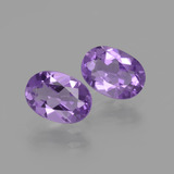 thumb image of 1.4ct Oval Facet Violet Amethyst (ID: 434899)