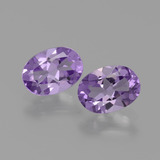 thumb image of 1.3ct Oval Facet Violet Amethyst (ID: 434904)