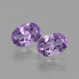 thumb image of 1.4ct Oval Facet Violet Amethyst (ID: 434905)