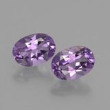 thumb image of 1.5ct Oval Facet Violet Amethyst (ID: 434963)