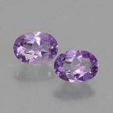 thumb image of 1.4ct Oval Facet Violet Amethyst (ID: 434965)
