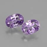 thumb image of 1.4ct Oval Facet Violet Amethyst (ID: 434967)