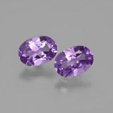 thumb image of 1.4ct Oval Facet Violet Amethyst (ID: 435042)