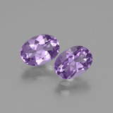 thumb image of 1.5ct Oval Facet Violet Amethyst (ID: 435052)