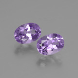thumb image of 1.6ct Oval Facet Violet Amethyst (ID: 435158)