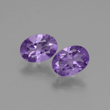 thumb image of 1.3ct Oval Facet Violet Amethyst (ID: 435221)