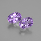 thumb image of 1.5ct Oval Facet Violet Amethyst (ID: 435242)