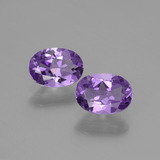 thumb image of 1.4ct Oval Facet Violet Amethyst (ID: 435261)