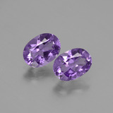 thumb image of 1.4ct Oval Facet Violet Amethyst (ID: 435264)