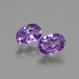 thumb image of 1.3ct Oval Facet Violet Amethyst (ID: 435271)