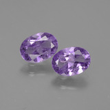 thumb image of 1.3ct Oval Facet Violet Amethyst (ID: 435297)