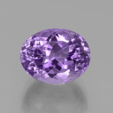 thumb image of 4.4ct Oval Facet Violet Amethyst (ID: 437896)