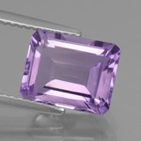 thumb image of 3.7ct Octagon Facet Violet Amethyst (ID: 438268)