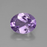 thumb image of 2.1ct Oval Facet Violet Amethyst (ID: 438398)