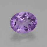 thumb image of 2.3ct Oval Facet Violet Amethyst (ID: 438505)