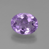 thumb image of 2.2ct Oval Facet Violet Amethyst (ID: 438601)