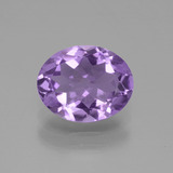 thumb image of 2.1ct Oval Facet Violet Amethyst (ID: 438605)