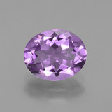thumb image of 2.4ct Oval Facet Violet Amethyst (ID: 438730)