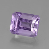 thumb image of 3.7ct Octagon Facet Violet Amethyst (ID: 438747)