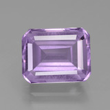 thumb image of 3.2ct Octagon Facet Violet Amethyst (ID: 438884)