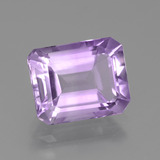 thumb image of 3.2ct Octagon Facet Violet Amethyst (ID: 438885)