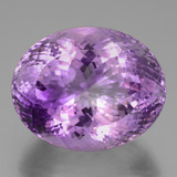 thumb image of 79.1ct Oval Portuguese-Cut Violet Amethyst (ID: 439488)