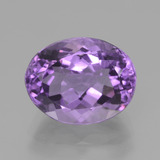 thumb image of 4.1ct Oval Facet Violet Amethyst (ID: 441996)