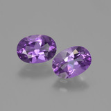 thumb image of 1.4ct Oval Facet Violet Amethyst (ID: 448731)
