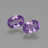 thumb image of 1.4ct Oval Facet Violet Amethyst (ID: 448732)