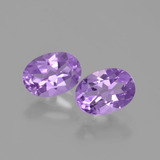 thumb image of 1.3ct Oval Facet Violet Amethyst (ID: 448820)