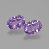 thumb image of 1.3ct Oval Facet Violet Amethyst (ID: 448821)