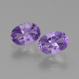 thumb image of 1.4ct Oval Facet Violet Amethyst (ID: 448871)