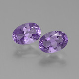 thumb image of 1.2ct Oval Facet Violet Amethyst (ID: 448873)