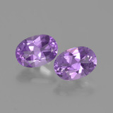thumb image of 1.4ct Oval Facet Violet Amethyst (ID: 448923)