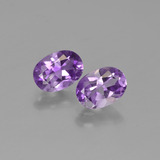 thumb image of 1.5ct Oval Facet Violet Amethyst (ID: 449011)