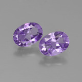 thumb image of 1.2ct Oval Facet Violet Amethyst (ID: 449147)
