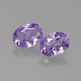 thumb image of 1.3ct Oval Facet Violet Amethyst (ID: 449152)
