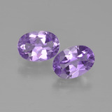 thumb image of 1.4ct Oval Facet Violet Amethyst (ID: 449180)