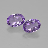 thumb image of 1.3ct Oval Facet Violet Amethyst (ID: 449223)