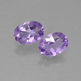 thumb image of 1.3ct Oval Facet Violet Amethyst (ID: 449266)