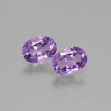 thumb image of 1.4ct Oval Facet Violet Amethyst (ID: 449323)