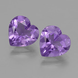 thumb image of 5.4ct Heart Facet Violet Amethyst (ID: 454816)