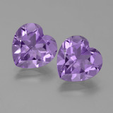 thumb image of 5.8ct Heart Facet Violet Amethyst (ID: 454818)