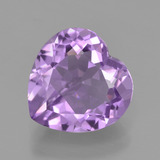 thumb image of 2.9ct Heart Facet Violet Amethyst (ID: 454896)