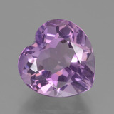 thumb image of 3.4ct Heart Facet Violet Amethyst (ID: 455007)