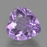 thumb image of 3.1ct Heart Facet Violet Amethyst (ID: 455094)