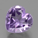 thumb image of 2.7ct Heart Facet Violet Amethyst (ID: 455212)