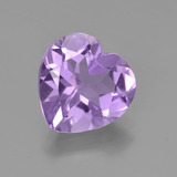 thumb image of 2.9ct Heart Facet Violet Amethyst (ID: 455337)