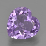 thumb image of 2.8ct Heart Facet Violet Amethyst (ID: 455451)